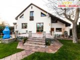 Prodej RD 5+1, 173 m2 s bungalovem 3+1, 109 m2, Praha 4