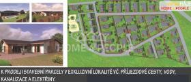 Prodej pozemku, Háje, Pro bydlení, 1100 m2