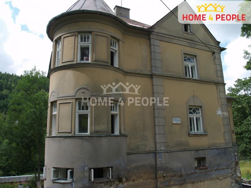 Prodej komerčního objektu, Ubytování, 520 m2