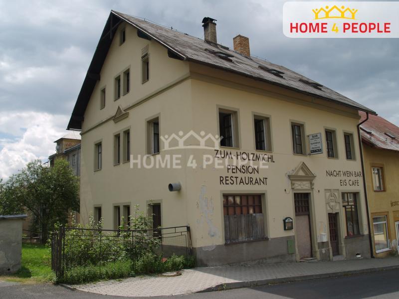 Prodej domu, Rodinný, 800 m2
