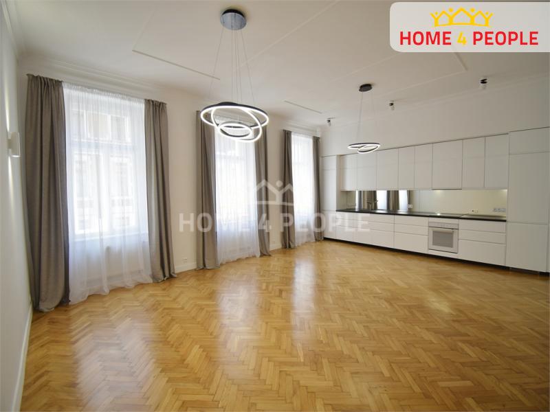 Pronájem bytu, 4+kk, 123 m2