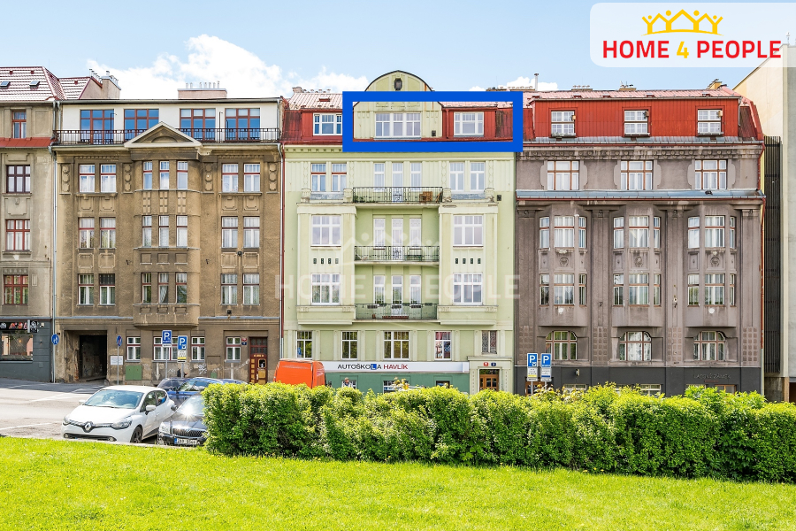 Prodej bytu, 2+1, 57 m2